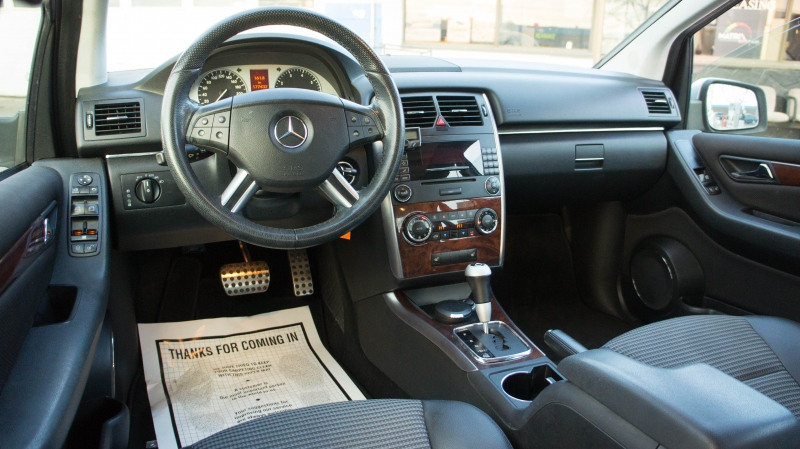 2008-Mercedes-Benz-B200 Turbo