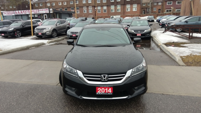 2014-Honda-Accord Sedan