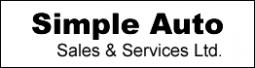 SIMPLE AUTO SALES & SERVICES LTD.